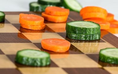 Dieta warzywno-owocowa – ZCZYM TOSIĘ JE?